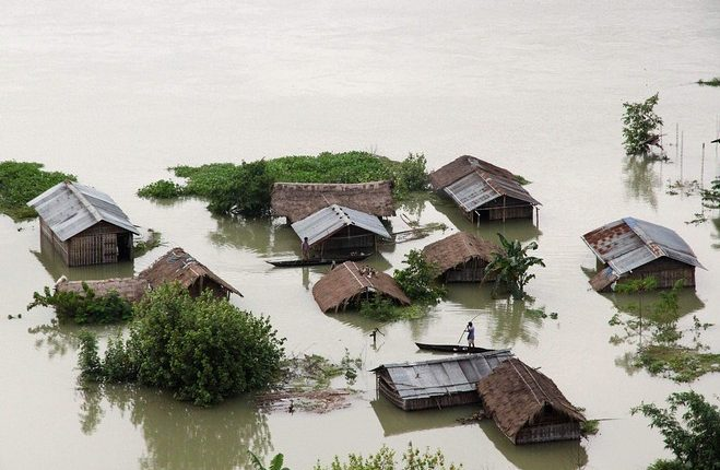 Assam Floods-Nagaon finds relief as waters recede, 24,000 people ...